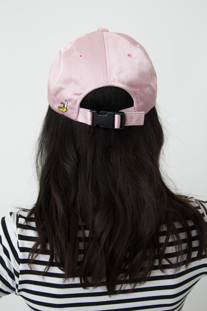Chomp Chomp Snapback | Powder Pink - So International   - 4