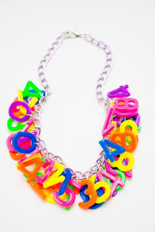 Rainbow Game Necklace - So International