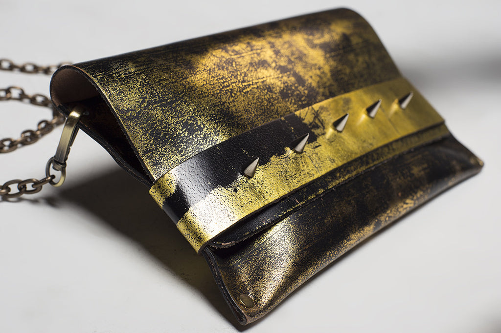 The Midas Touch Clutch - So International   - 5