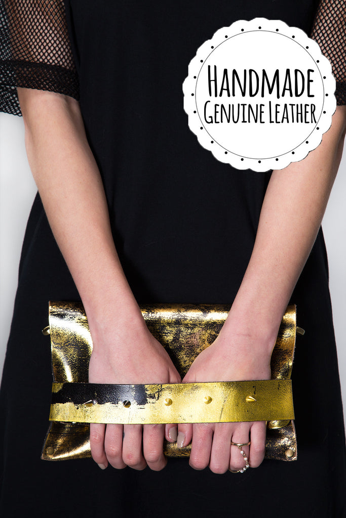 The Midas Touch Clutch - So International   - 2