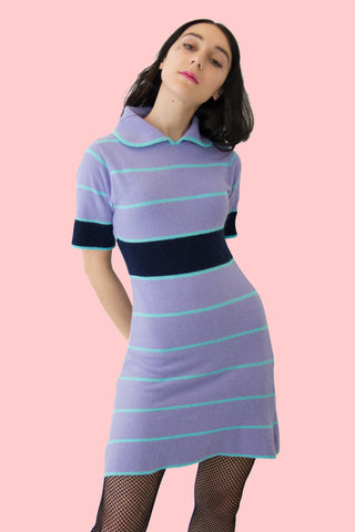 Pop Dress | Purple - So International   - 1