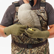 Waterproof & Breathable: Duckie Glove