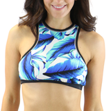 Heat Fiji High Neck Halter Top 101-5252