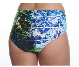 Sun & Sea Geo High Waist Bottom BSS1812802