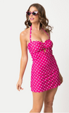 Sol Collective That's the Spot Swimdress 102923