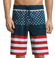 Burnside Glory Men's Swim Trunks BN9407
