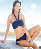 H2oh! The Ultimate Underwire Bandeau Top 333