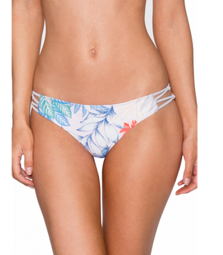 B Swim Lani Palm Palm Pucker Pant L18