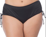 24th & Ocean Solid Adjustable Hi-Waist Bottom TF8895W