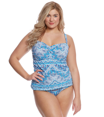 Curve by Sunsets Tangier Iconic Twist Tankini 395