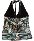 Heat Women's High Tide Halter Tankini P42-10299