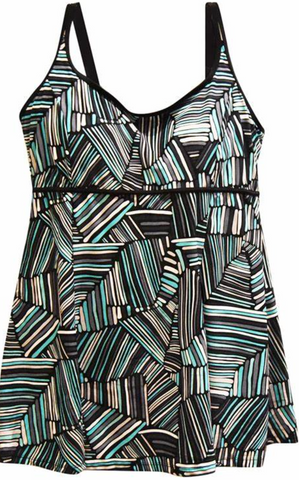 Heat  High Tide Women's Swim Dress P42-10120