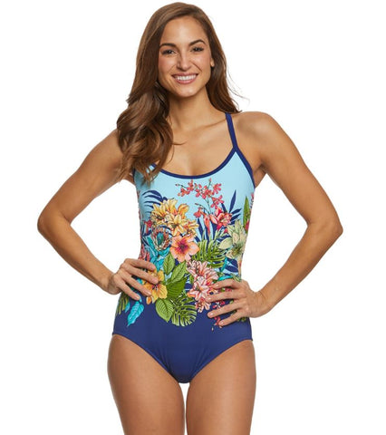 Maxine Floral Dreams One Piece MM8PP19