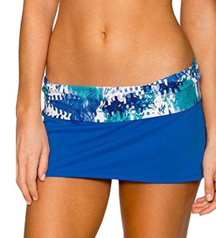 Swim Systems Ocean Palms Swim Skirt A282