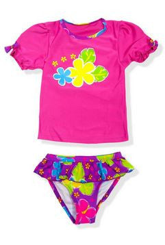 Jump N Splash Rash Guard Set R5GS0302