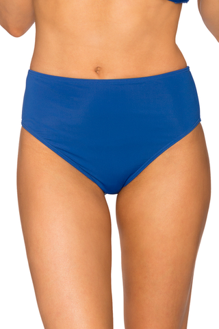 Sunsets Deep Sea High Waist Bottom 28B
