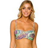 Sunsets Sunburst Bandeau 55