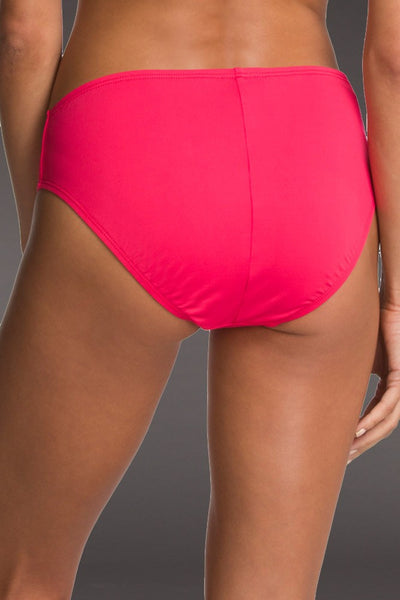 La Blanca Island Goddess High Waist Bottom LB5R090W