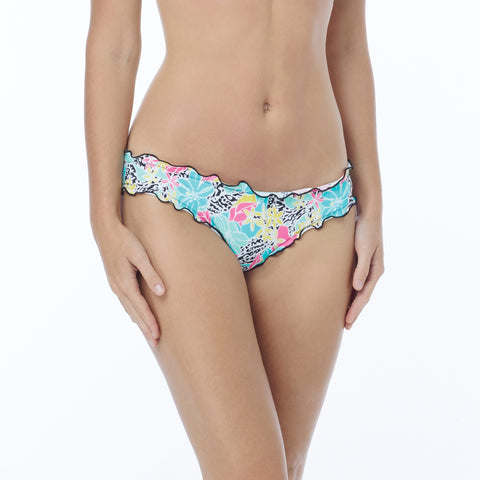 Coco Rave Mermaid Ruffled Edge Hipster R13613
