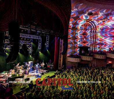 The Capitol Theatre, Volume 1 ~ Foreward by Phil Lesh