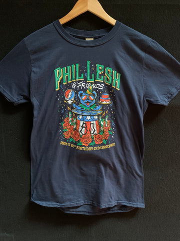 Phil 80 Grateful Birthday Bear Tee (3/15)