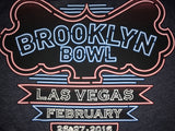 Brooklyn Bowl Las Vegas Neon Tee