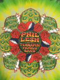 Phil Lesh Family Band Terrapin & Roses March 2018