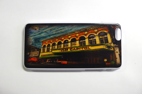 The Capitol Theatre Vintage Cap Mobile Phone Case