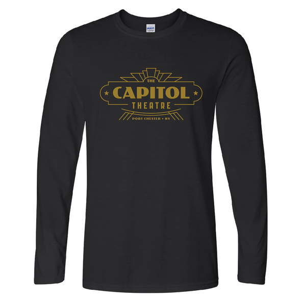 Long Sleeve Art Deco Encore Tee