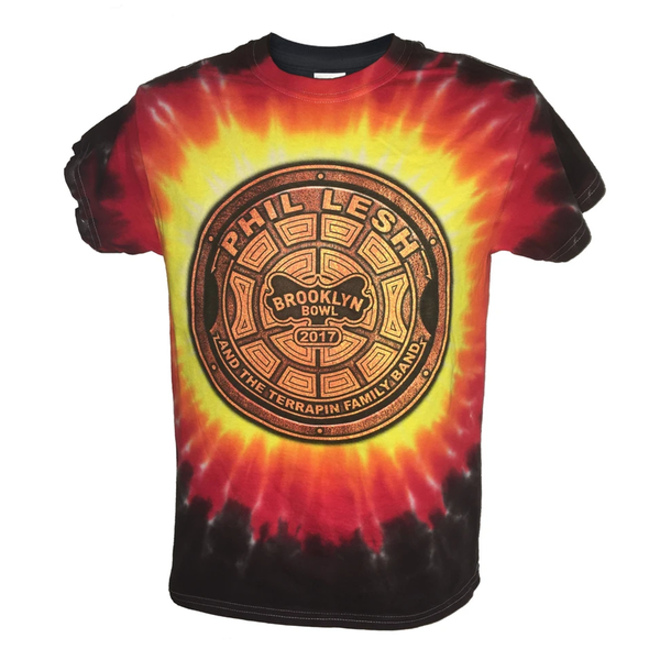Terrapin Family Band Tie Dye