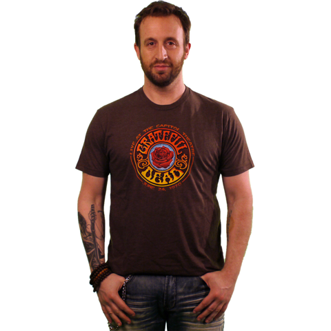 American Beauty Brown Tee