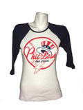 Phil Lesh & Friends 77th Birthday Ladies Baseball Tee