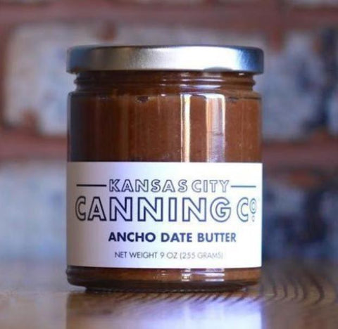 Ancho Date Butter