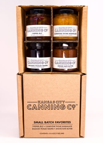 Small Batch Favorites Sampler