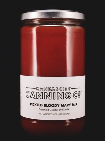 Pickled Bloody Mary Mix - Kansas City Canning Co.