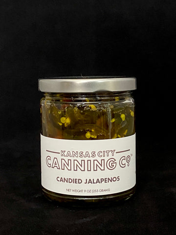 Candied Jalapeños