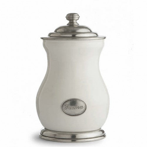 Tuscan Farina Canister
