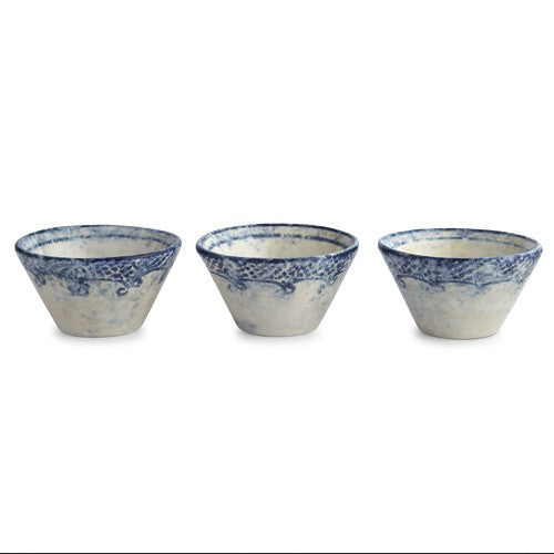 Burano Small Dipping Bowl Set