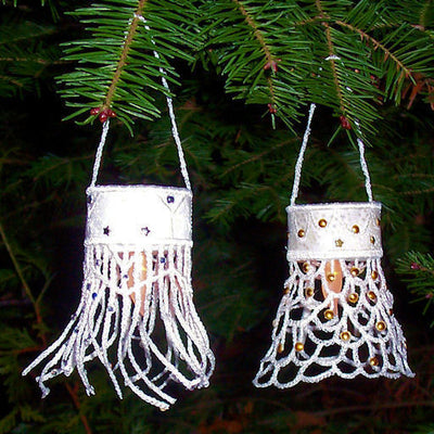 Christmas Hanging Tealights
