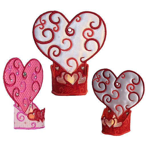Heart Tealight Holder