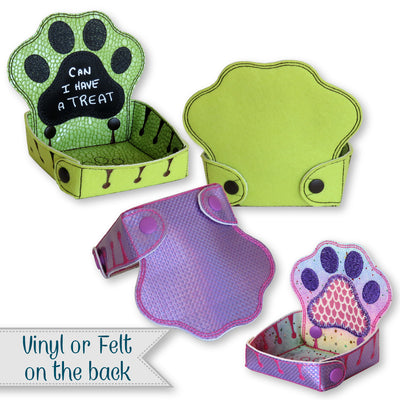 Pet Treat Bowls