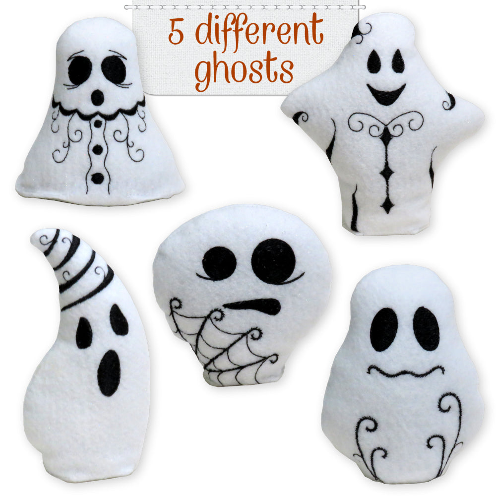 Stuffed Ghosts
