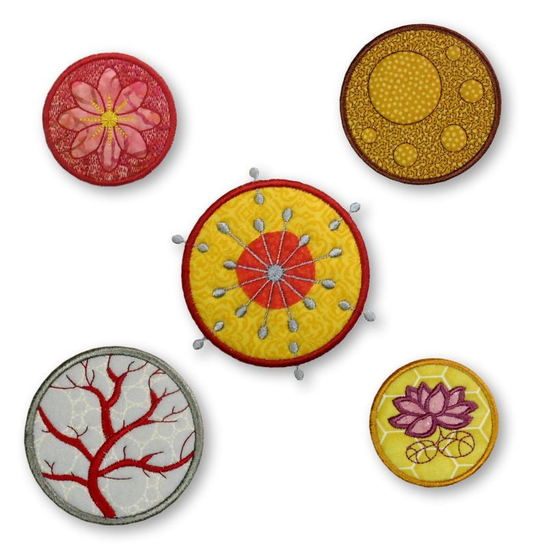 Applique Circles