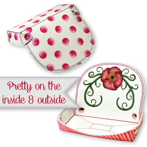 Business card holder stitchsoup business card holder reheart Images