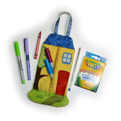 Pencil Case House
