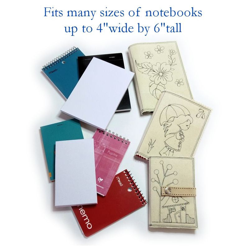 Notebook Covers Set1