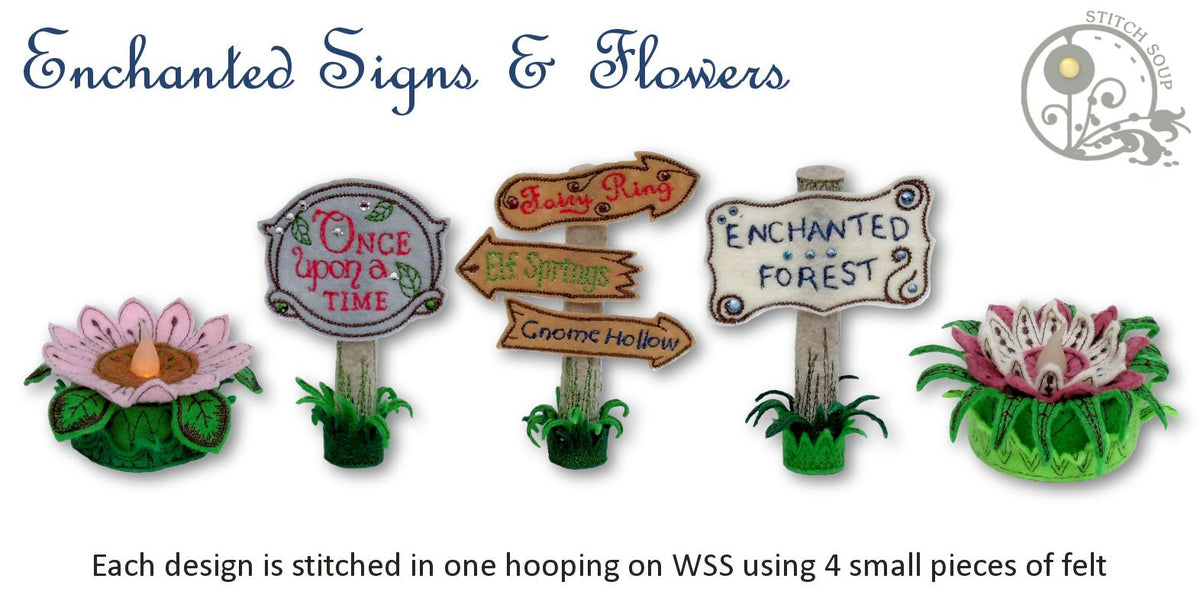 Enchanted Signs