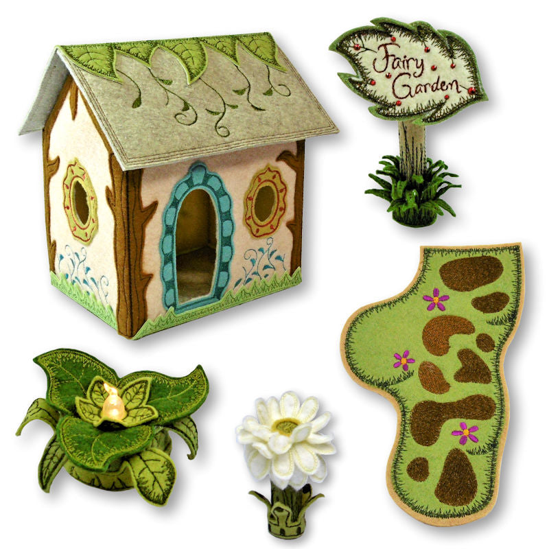 Fairy Garden Cottage