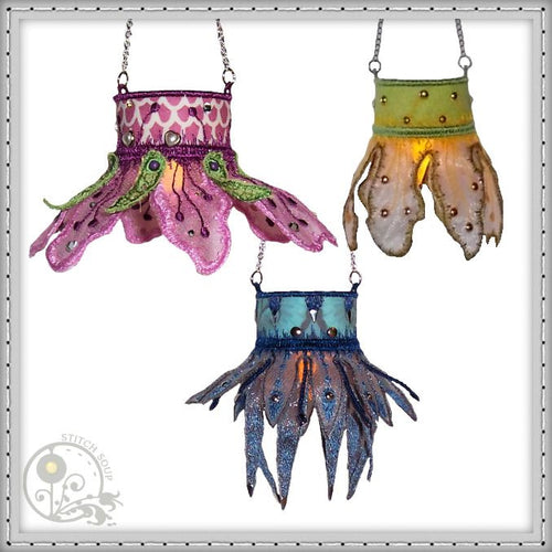 Hanging Flower Tealights