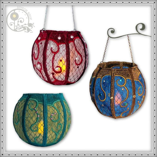 Sphere Lanterns